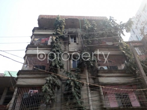 Front view - 2 Bed Apartment to Rent in Mugdapara, Dhaka - 1848120