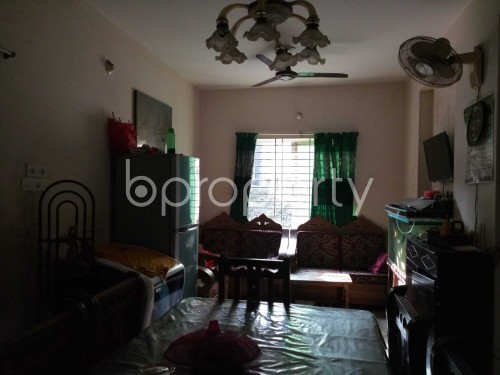 Dine/Dining - 3 Bed Apartment for Sale in Khilgaon, Dhaka - 1848376