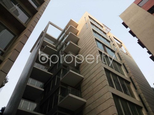 Outside view - 4 Bed Apartment for Sale in Gulshan, Dhaka - 1848806