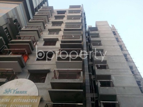 Front view - 3 Bed Apartment for Sale in Tejgaon, Dhaka - 1848812