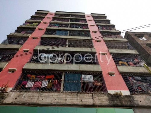 Front view - 2 Bed Apartment to Rent in Mugdapara, Dhaka - 1848920