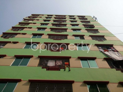Front view - 3 Bed Apartment to Rent in Mugdapara, Dhaka - 1849011