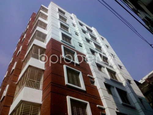 Outside view - 3 Bed Apartment for Sale in Malibagh, Dhaka - 1848940