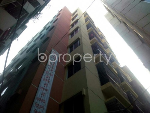 Outside view - 2 Bed Apartment for Sale in Malibagh, Dhaka - 1849025