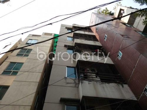 Front view - 2 Bed Apartment for Sale in Khilgaon, Dhaka - 1849052