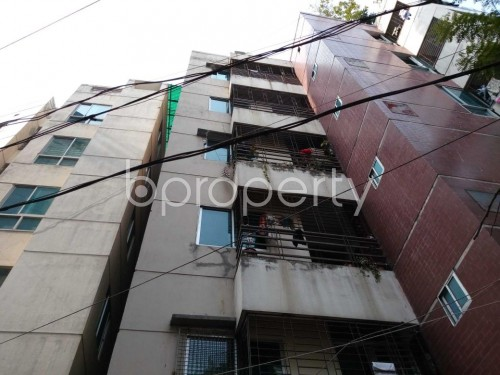 Front view - 2 Bed Apartment for Sale in Khilgaon, Dhaka - 1849058