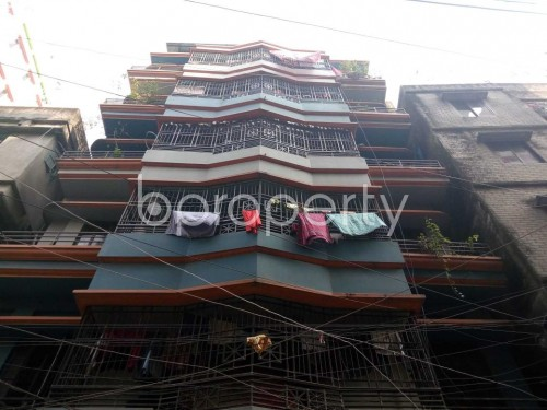 Front view - 2 Bed Apartment to Rent in Mugdapara, Dhaka - 1849057