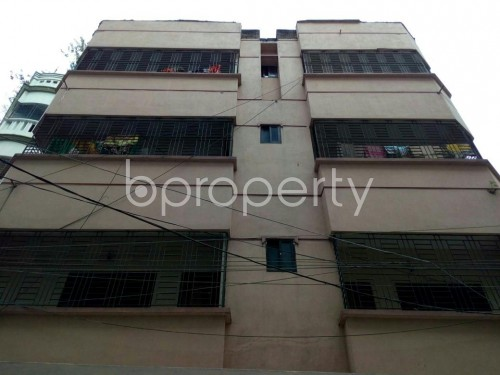 Front view - 2 Bed Apartment for Sale in Adabor, Dhaka - 1849090
