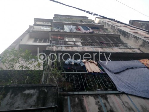 Front view - 3 Bed Apartment to Rent in Mugdapara, Dhaka - 1849108