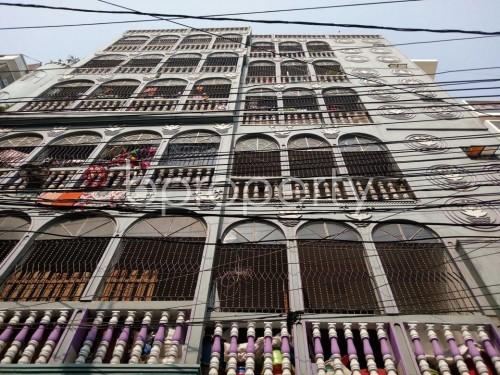 Front view - 2 Bed Apartment to Rent in Mugdapara, Dhaka - 1849375