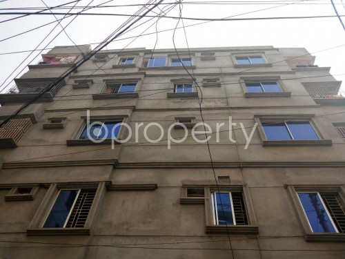 Front view - 2 Bed Apartment to Rent in Mugdapara, Dhaka - 1849410