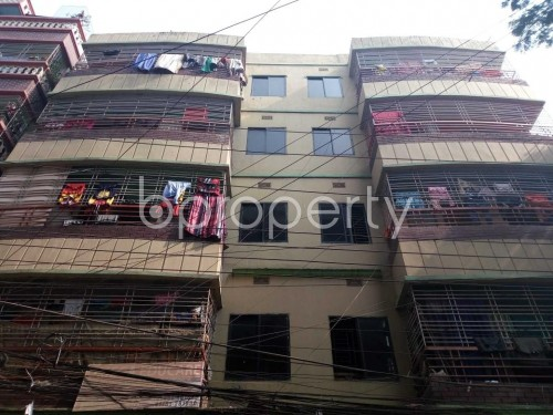 Front view - 2 Bed Apartment to Rent in Mugdapara, Dhaka - 1849481