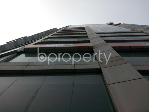 Front view - Office for Sale in Kakrail, Dhaka - 1849549