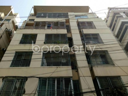 Front view - 3 Bed Apartment for Sale in Dhanmondi, Dhaka - 1849771