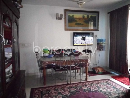 Dine/Dining - 3 Bed Apartment for Sale in Motijheel, Dhaka - 1849889