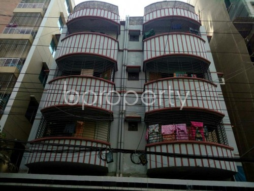 Front view - 2 Bed Apartment to Rent in Uttara, Dhaka - 1850181