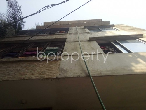 Outside view - 2 Bed Apartment to Rent in Kuril , Dhaka - 1850190