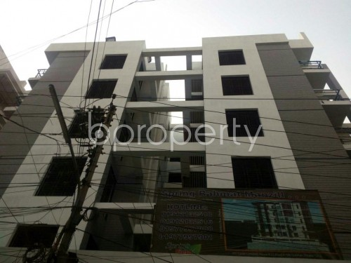 Front view - 3 Bed Apartment for Sale in Tejgaon, Dhaka - 1850502