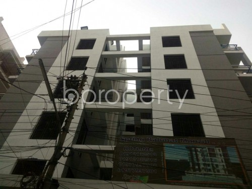 Front view - 3 Bed Apartment for Sale in Tejgaon, Dhaka - 1850585