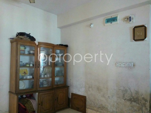 Dining area - 3 Bed Apartment for Sale in Hazaribag, Dhaka - 1850608