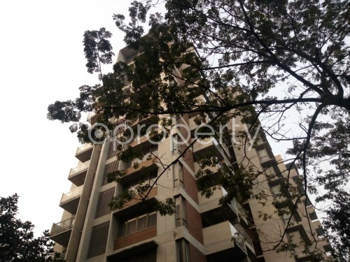 Outside view - 3 Bed Apartment for Sale in Gulshan, Dhaka - 1850636