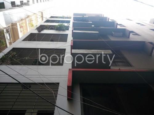 Front view - 4 Bed Apartment to Rent in Eskaton, Dhaka - 1850841