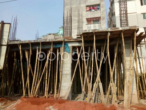 Front view - 4 Bed Apartment for Sale in Banasree, Dhaka - 1851206