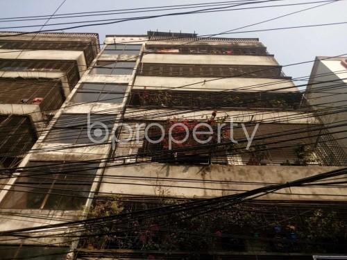 Front view - 2 Bed Apartment to Rent in Eskaton, Dhaka - 1851304