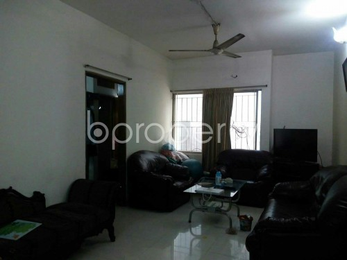 Empty Room - 4 Bed Apartment for Sale in Dhanmondi, Dhaka - 1851435