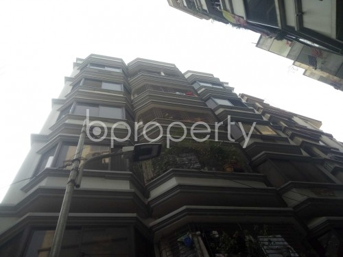 Outside view - 3 Bed Apartment to Rent in Nadda, Dhaka - 1851538