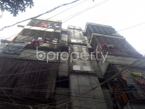 Front view - 2 Bed Apartment to Rent in Nadda, Dhaka - 1851777