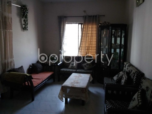 Dine/Dining - 3 Bed Apartment for Sale in Khilgaon, Dhaka - 1851757