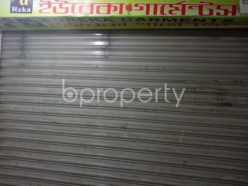 Front view - Shop for Sale in Bashabo, Dhaka - 1852020