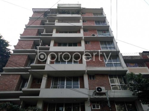 Front view - 3 Bed Apartment for Sale in Mohammadpur, Dhaka - 1852215