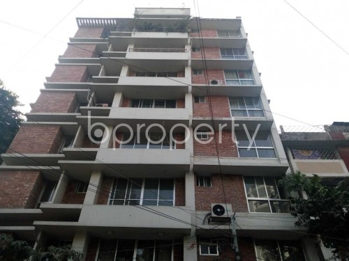 Front view - 3 Bed Apartment for Sale in Mohammadpur, Dhaka - 1852222