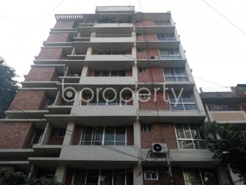 Front view - 3 Bed Apartment for Sale in Mohammadpur, Dhaka - 1852238