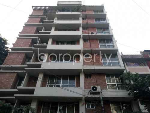 Front view - 3 Bed Apartment for Sale in Mohammadpur, Dhaka - 1852257
