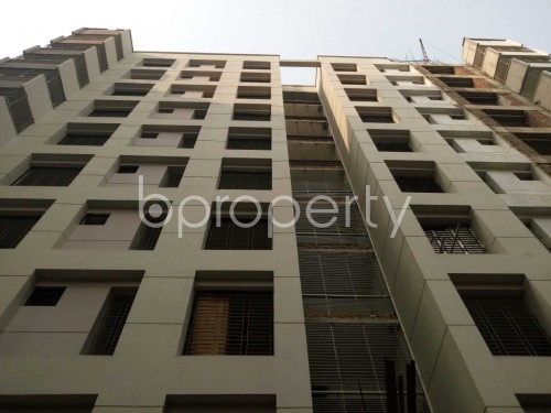 Front view - 3 Bed Apartment to Rent in Lalmatia, Dhaka - 1853088