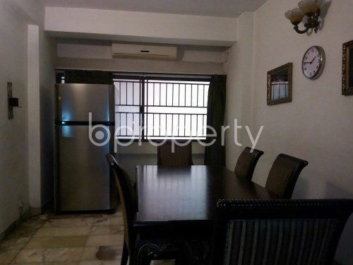 Dine/Dining - 3 Bed Apartment for Sale in Dhanmondi, Dhaka - 1853189