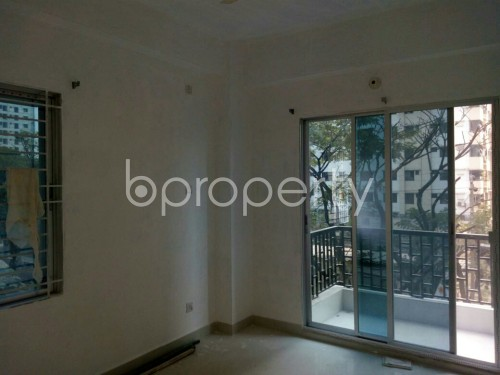 Bedroom - 3 Bed Apartment for Sale in Bashundhara R-A, Dhaka - 1853285