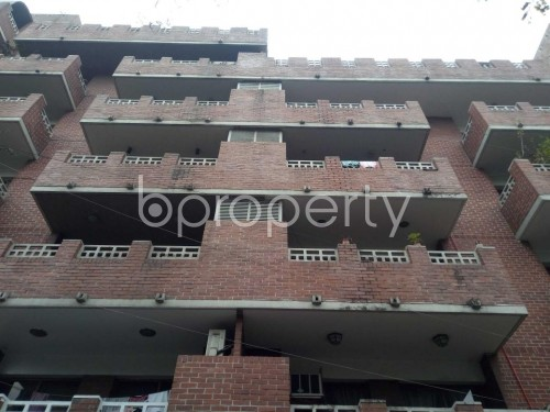 Front view - 3 Bed Apartment for Sale in Tejgaon, Dhaka - 1853348