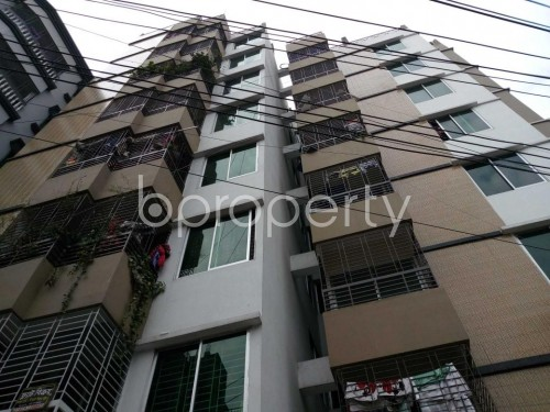 Front view - 2 Bed Apartment for Sale in Khilgaon, Dhaka - 1853408