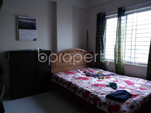 Bedroom - 3 Bed Apartment for Sale in Khilgaon, Dhaka - 1853421