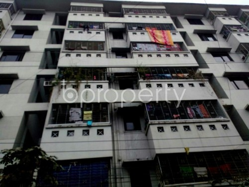 Front view - 3 Bed Apartment for Sale in Shiddhirganj, Narayanganj City - 1853472