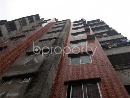 Front view - 3 Bed Apartment for Sale in Bashabo, Dhaka - 1853490