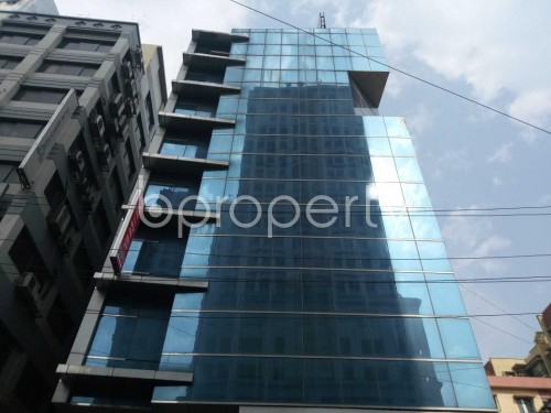 Front view - Office for Sale in Kalabagan, Dhaka - 1853782