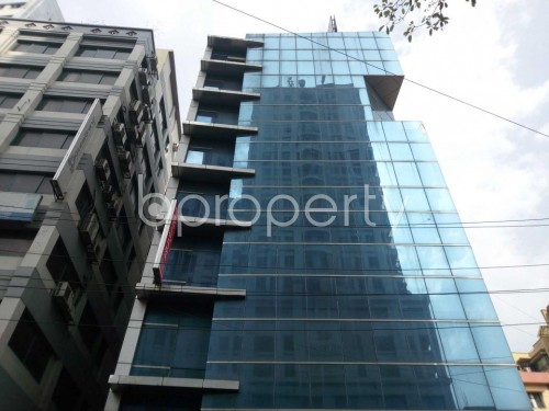 Front view - Office for Sale in Kalabagan, Dhaka - 1853787