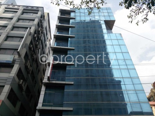 Front view - Office for Sale in Kalabagan, Dhaka - 1853797