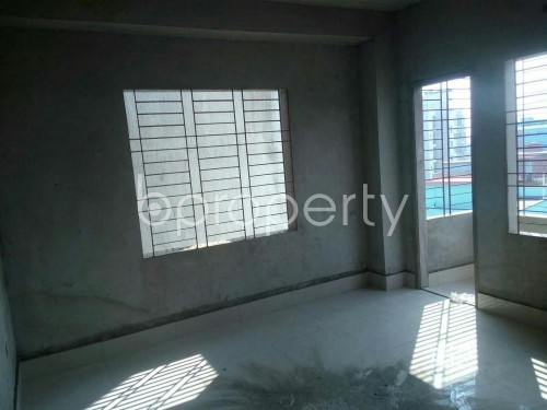 Bedroom - 3 Bed Apartment for Sale in Rampura, Dhaka - 1853874