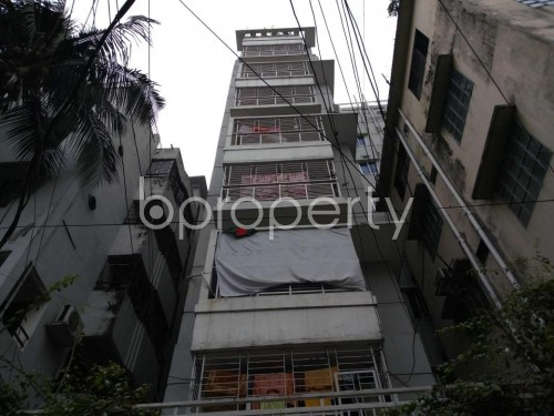 Front view - 3 Bed Apartment for Sale in Khilgaon, Dhaka - 1853932